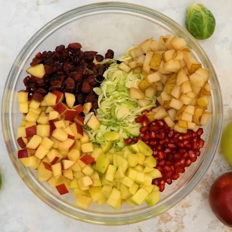Sơ chế trái cây